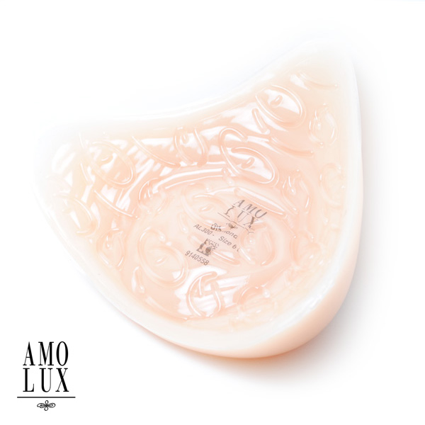 29e835b12 AMOLUX Diamond Asymmetrical Breast Forms (Free Nipples)