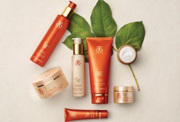 Arbonne RE9 Products